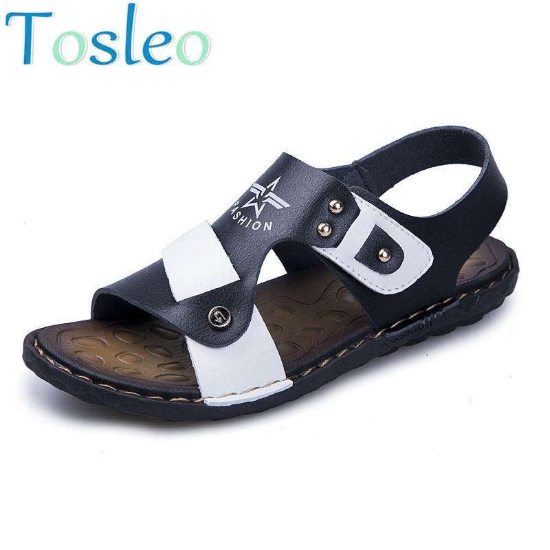 Boys Sandals 2018 Summer Shoes Kids Comfortable Sandals Children