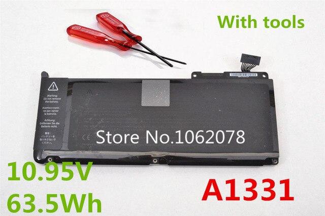 "A1331 Аккумулятор Для Apple MacBook 13 ""A1342 661-5391 020-6580-A 020-6582-020-6809-020-6810-A 63.5Wh С Инструментами"