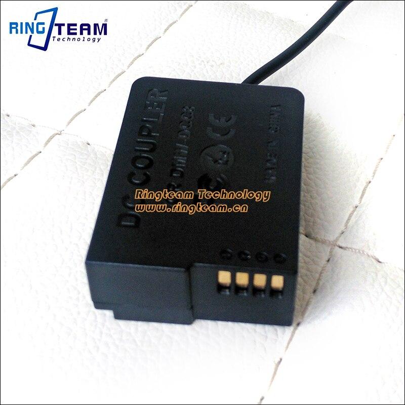 10Pcs DMW-DCC8 DMWDCC8 DC Coupler Fake Battery for Panasonic Lumix Cameras DMC-GX8 GX8 FZ200 FZ1000 FZ300 G7 G6 G5 GH2 GH2K GH2S battery 2 pack charger for panasonic dmw blh7 dmw blh7e dmw blh7 blh7e and lumix dmc gm1 gm5 gf7 dm cgm7 digital camera