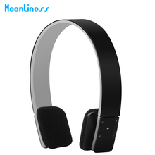Big discount Moonliness Blutooth Headset Auriculares Bluetooth Casque Audio Audifonos Wireless Headphones With MIC Head Phones For Phone PC