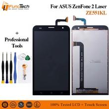 купить 5.5 New LCD Display For ASUS Zenfone Selfie ZE551KL LCD Touch Screen Digitizer ZE551KL Display Z00UD 1920x1080 дешево