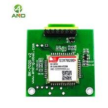 B1 B3 B5 B8 B20 B28 NB IoT מודול SIM7020E core לוח BK SIM7020E 1pc