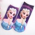 Бренд Tenning 1 pairs хлопок мультфильм детей носки девушки kids socks at factory prices мультфильм носки