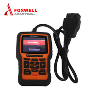 Original Foxwell NT510 Professional Auto Diagnostic Tool Multi System Scanner Support Multi Language Update Online Free Shipping