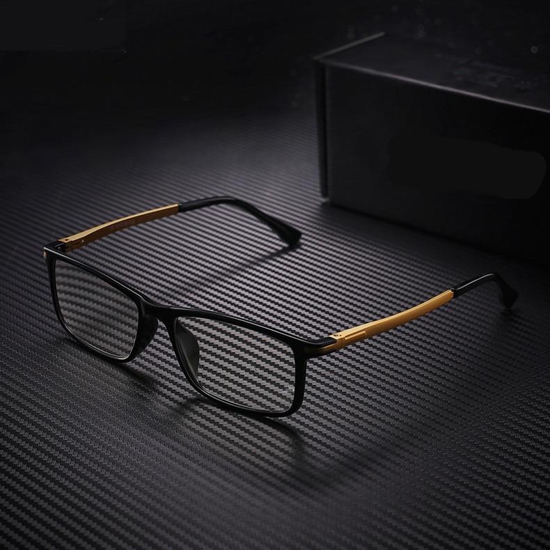 2f0bd602ef Plegable caja de gafas de lectura UV400 Anti-Blu-ray de la radiación de