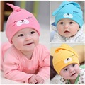 New Baby Cap Fashion Children Infant Hat Boys & Girls Cotton Warm Winter Autumn Cap Kids Hats Children Accessories