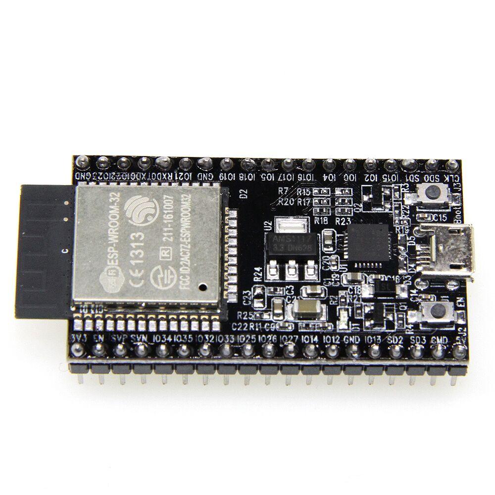ESP32 development board + Bluetooth ESP-32 ESP-32S ESP 32 Rev1 similar to ESP8266 WiFi module