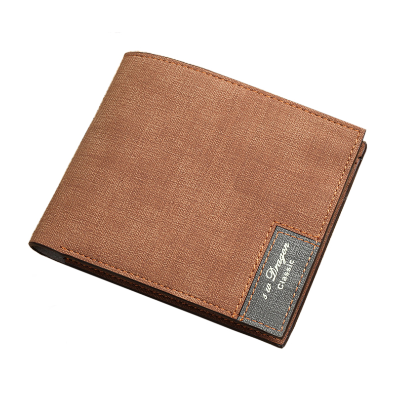 Men Wallet Leather Women Card Coin Holder 2017 Hot Sale Vintage Money Clip Short Slim Photo High Quality Dollar Price Male Purse 2016 new hot sell men wallets hasp short solid color mini wallet male waist hook design dollar price photo holder