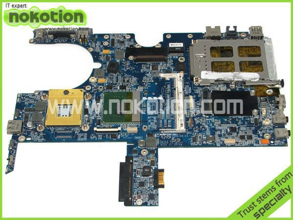NOKOTION 419116-001 LA-3031P LAPTOP MOTHERBOARD for HP NC4400 TC4400 INTEL DDR2 цена