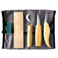 Wood Carving Set Knife Sharp-edged Wood Gouge Chisels DIY Cutter Woodworking Carving Tools