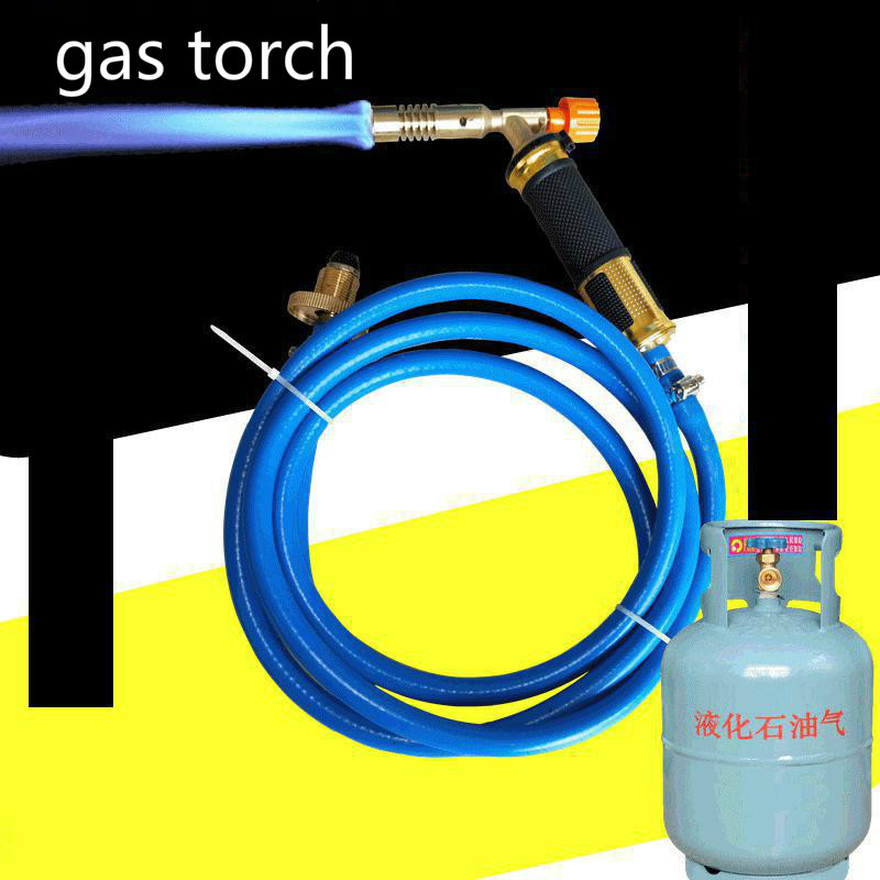 Liquefied gas spray gun gas Torch Refrigerator Conditioning Tool Electronic ignition цена