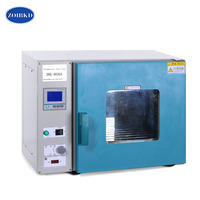 ZOIBKD Lab DHG 9030A Stainless Steel Electrode Drying Oven Micro computer Control Hot Air Drying System