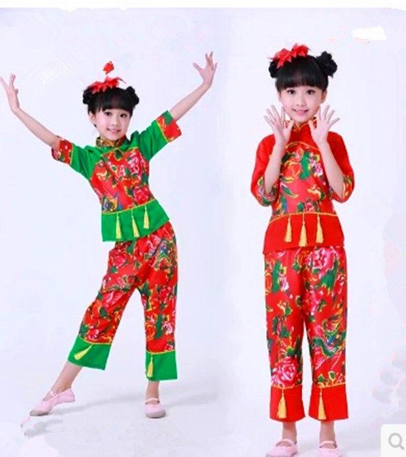يوم الطفل الصينية عقدة الصينية يانغكو - منتجات جديدة