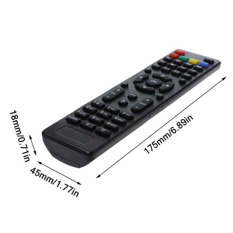 Pour Mecool Télécommande Contrôleur De Remplacement pour K1 KI Plus KII Pro DVB-T2 DVB-S2 DVB Boîte de TÉLÉVISION Android Récepteur Satellite