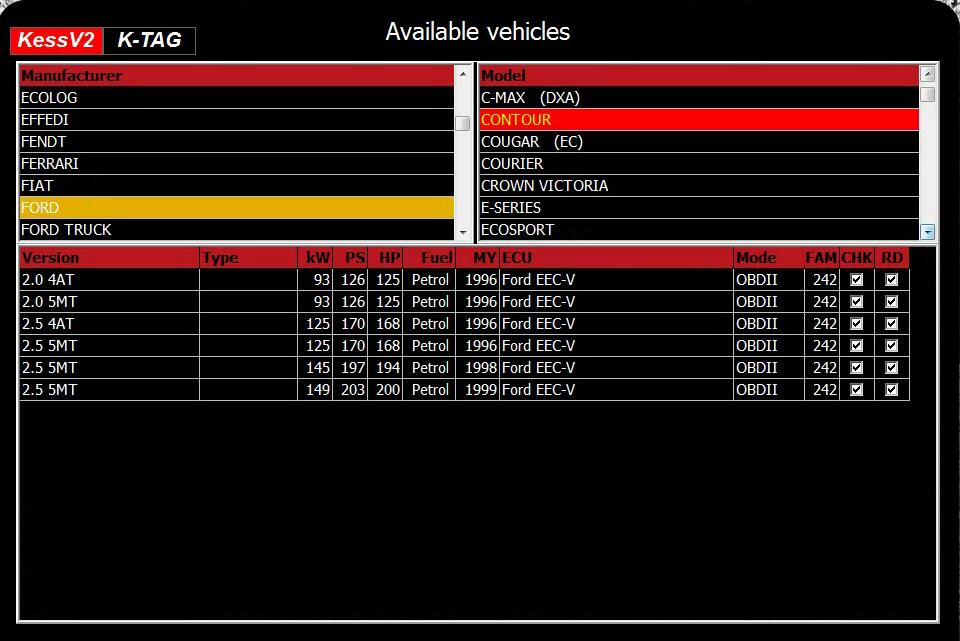 US $3 99  No Need Keygen KESS V2 47 Online For RED KESS V2 V5 017 Unlimited  SW 2 47 Add More Car&Protocol OBD2 ECU Chip Tuning Tool on Aliexpress com