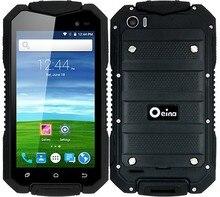 D'origine Oeina XP7700 Téléphone Avec MTK6580M Quad Core Android 5.0 3G WiFi 4.5 Pouce IP67 Étanche À La Poussière Antichoc Téléphone