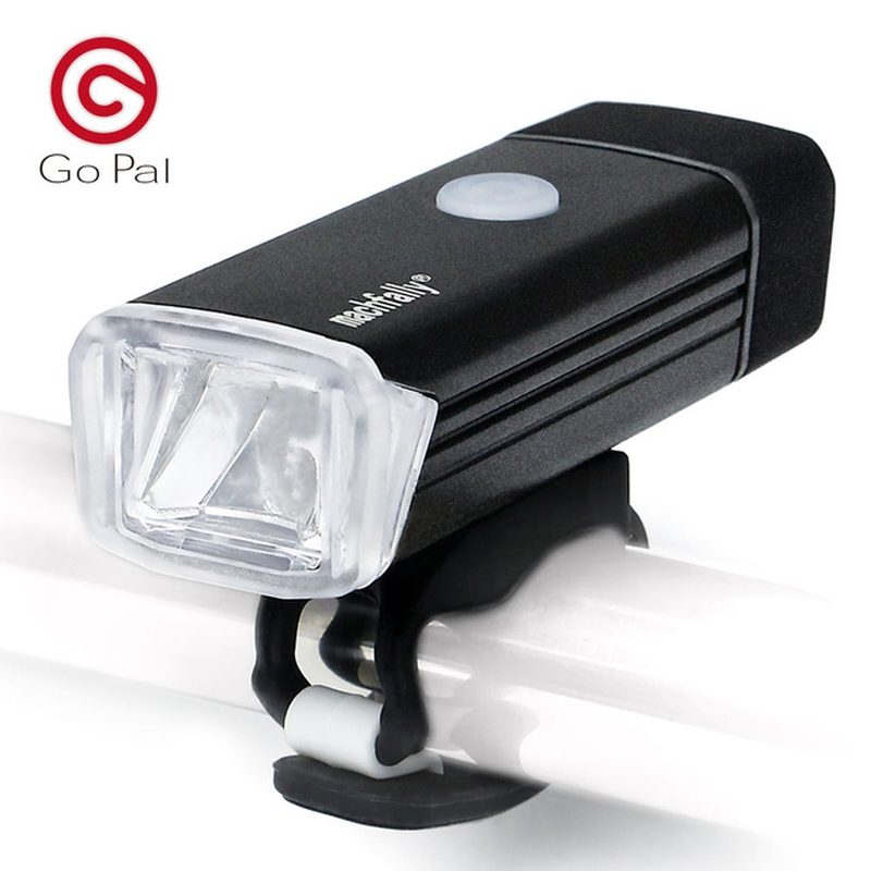 Go Pal Bike USB Light Bicycle Front light 180 Lumens 4 Modes LED Bicycle Accessories Bike Accessories
