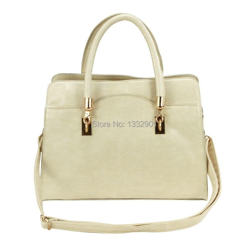 Ladies Celebrity Shoulder Bag Leather Tote Bag Long Strap Satchel ...