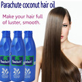200ml / Bottle Virgin Coconuts Oil Carrier- Coconuts Extract Oil 100% Pure Coconuts Oil for Hair&Skin -