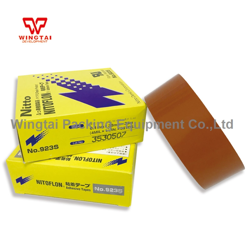 3 Rolls Nitto Denko Tape 923S Special Reinforcement Film PTFE NITOFLON Tape T0.10mm*W38mm*L33m