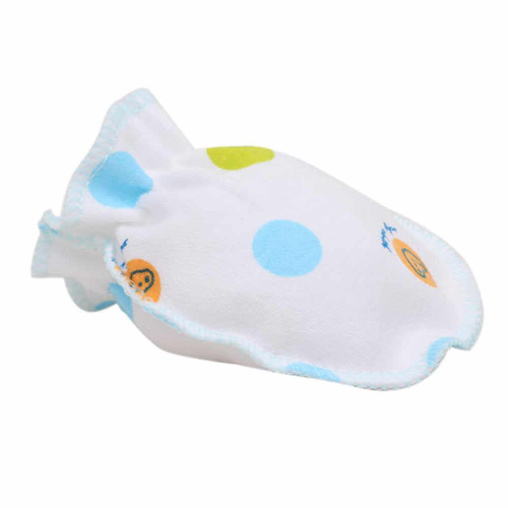 1 пара милых перчаток для маленьких мальчиков и девочек с защитой от царапин мягкие перчатки