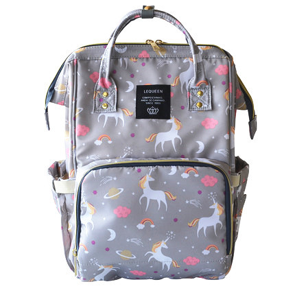Unicorn Baby Diaper Bag Waterproof Large Baby Nappy Bag Backpack Maternity Bags Baby Care Changing Bag For Stroller Baby Care