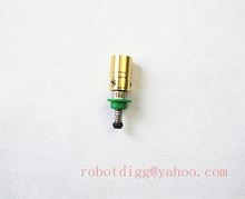 1set 506 Nozzle n Nozzle Connector Fit for 5mm Hollow Shaft Stepper Use for SMT Machine