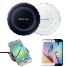 Original Charging Pad board Wireless Charger for Samsung Galaxy S6 S6 Edge S7 S7 Edge Note 5 S8 S8+ EP-PG920I Free data wire