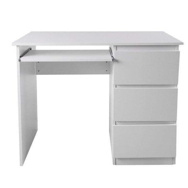Escritorio mesa de ordenador mesa de PC Home estudio Oficina mesa ...