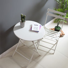 Nordic Simple Folding Table Leisure Small Round Dining Table Sofa Table Coffee Tables Round Square(China)