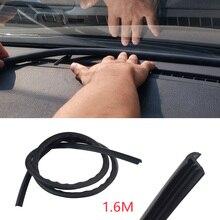T Тип 1,6 м лобовое стекло резиновое уплотнение полосы автомобиль инструмент Панель Звукоизоляции