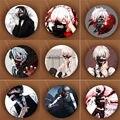Anime de Tóquio Ghoul Youpop Pinos Broche Crachá Acessórios Para Roupas Chapéu Decoração Mochila Homens e Mulheres Menino Menina HZ1341