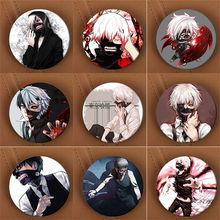 Tokyo Ghoul Pins Badge Accessories