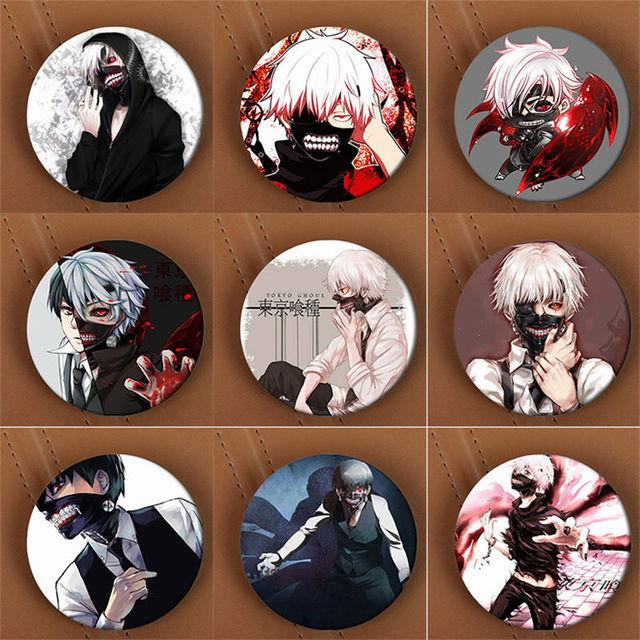 Tokyo Ghoul Pins Badges Ken Kaneki