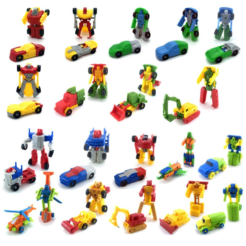 Toys & Hobbies 1pcs Splicing Mini Small Magic Ruler Folding Super Deformation Mini Toy Action Figures Super Transformation Toys For Children