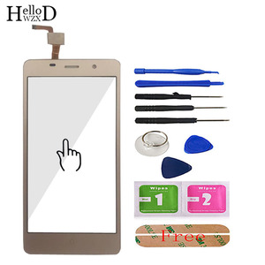 Image 4 - 5.0 Touch Panel For Leagoo M5 Touch Screen Digitizer Panel Repair Parts Touchscreen Front Glass Lens Sensor Free Adhesive Gift