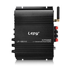 D'origine Haut-parleurs Lepy 168 Plus 2.1CH Audio Numérique Amplificateur Bluetooth Haut-Parleur