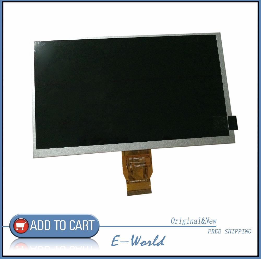 (Ref:HW8004800F-4D-0A-20) 9 9inch LCD LCM Display PANEL screen For Allwinner A13 Q9 Q90 Tablet PC Free shipping