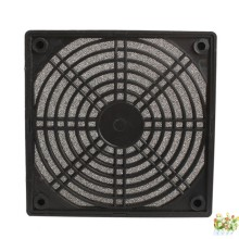 120 X 120 X 10mm Black Dustproof ABS Plastic Multipurpose High Quality Protector Cover Mesh Case Fan Dust Filter For PC(China)