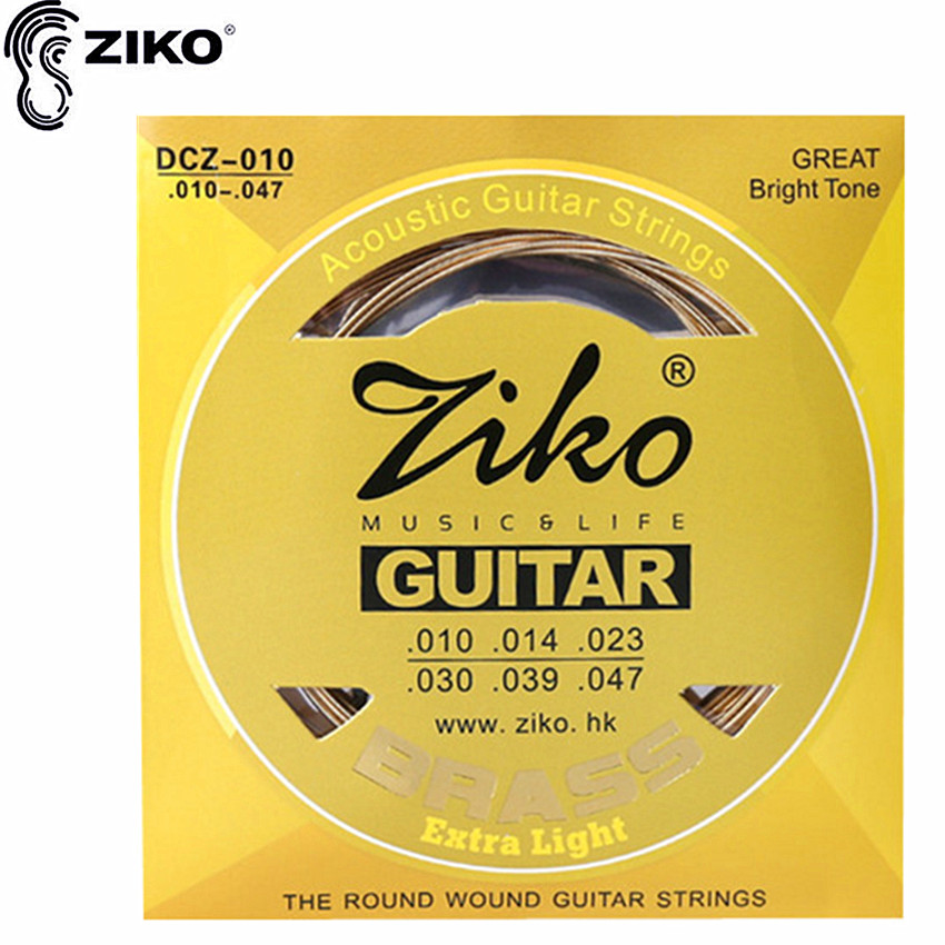Acoustic, Strings, Extra, Light, ZIKO, Special