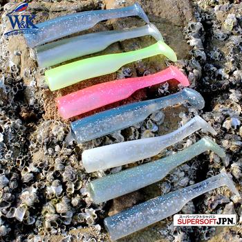 Słodkowodne przynęty 8 kolorów-sprzedaż miękkie przynęty przynęty pcv przynęty silikonowe Super Vinyl VS czarny Minnow Shad przynęty 3pc 9cm tanie i dobre opinie Rzeka Zbiornik staw Stream Jezioro LURE WJ1801 Sztuczne przynęty Soft Plastic--100 ECO-Friendly PVC High Frequency Paddle Tail Shad