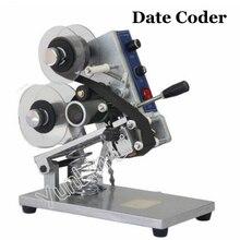 Кодировщиком данных Цвет ленты Горячая печатная машина электрические горячая печать на ленте пленки мешок принтер даты машинка ручная для печати кода ZY-RM5