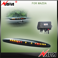 OBD FRONT PARKING SENSOR, CANBUS CONTROL, 0 20KMH WORKING, EASY INSTALLATION NO WIRE CUT, FOR MAZDA