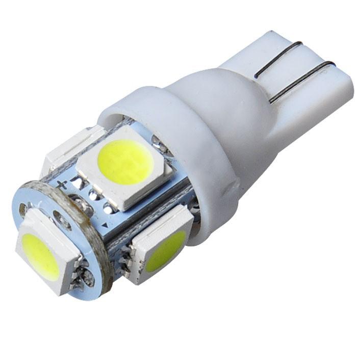 -New-arrrival-T10-3w-5-LED-SMD-SMT-12V-White-Reverse-Lights-Car-Side-Wedge