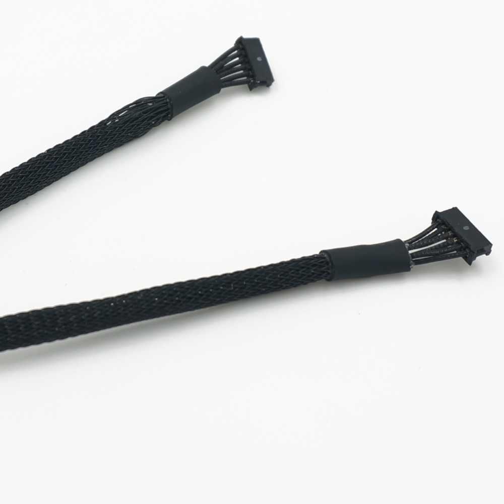 Hobbywing 80mm 150mm 200mm 300mm 400mm Capteur Harnais Câble pour Xerun Série Sensored BL Moteur adapte