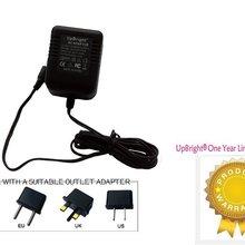 UpBright адаптер переменного тока для DigiTech PS0913B PS0913B-120 HPRO HIPRO Harman PRO Class 2 трансформатор питание Шнур зарядное устройство PSU