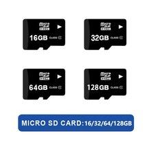 بطاقة Micro SD ، 16 جيجابايت ، 32 جيجابايت ، 64 جيجابايت ، 128 جيجابايت ، TF لكاميرات Wifi ، تخزين الفيديو المحلي