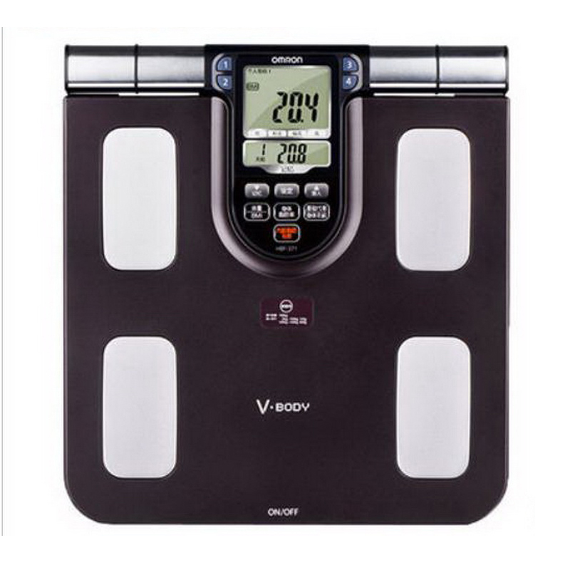 210906/Body fat meter / fat scale body fat measuring instrument electronic scales intelligent health grip weight body