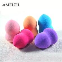 AMEIZII 1 Шт. Фонд Губка Макияж На Лице Губка Косметические Puff Безупречный Beauty Пуховкой Макияж Инструменты для лица(China (Mainland))