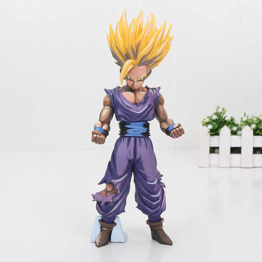 Dragon Ball Z Son Gohan Figura Super Saiyan Son Gohan MSP 20 figuras dragonball dragon ball action figure Toy modelo CM